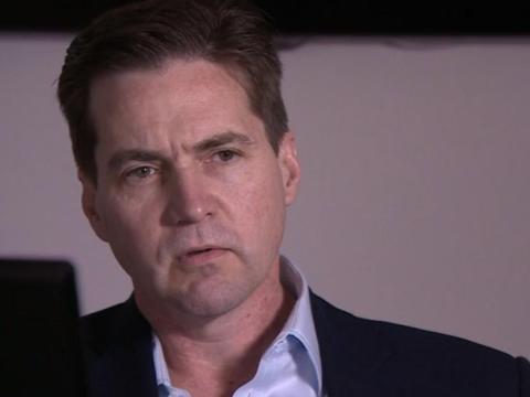 Australian entrepreneur Craig Wright