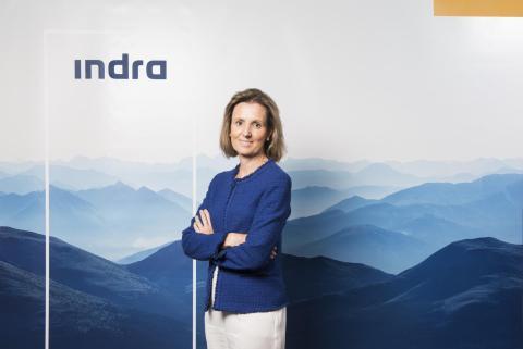 Cristina Ruiz, directora general de IT de Indra