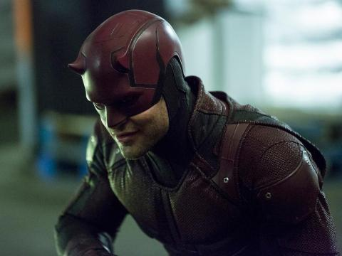 Daredevil is one of the first blind superheroes to star in a series.