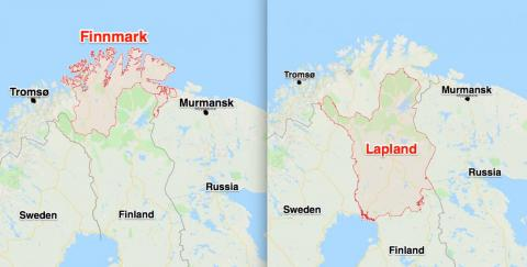 Disruptions to GPS signals in Lapland in Finland and Finnmark in Norway were reported in late October and early November.