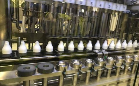 Fábrica de champús de L'Óreal en España