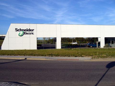 Fabrica de Schneider Electric