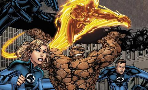 The Fantastic Four debuted in 1961.
