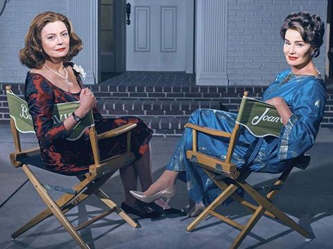 """""""Feud: Bette and Joan"""" followed the real-life rivalry between actresses Joan Crawford and Bette Davis."""