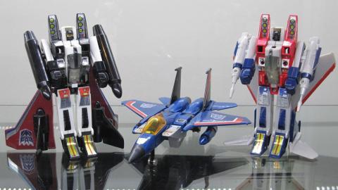 Figuras de Transformers