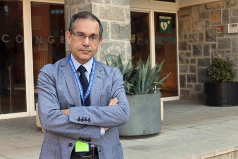 Francisco A. Marín, Teniente Coronel de la Jefatura de Operaciones del Mando Conjunto de Ciberdefensa