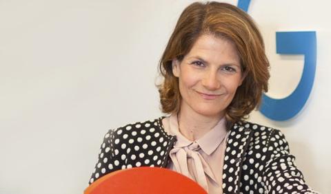 Fuencisla Clemares, directora general de Google España.