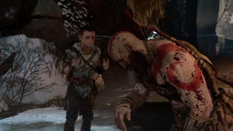 """God of War"" (PlayStation 4)"