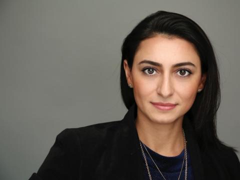 Goldman Sachs' Anna Ashurov: Find a hobby.