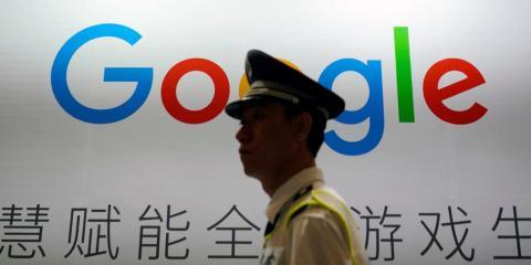 Empleados de Google piden la suspensión de Dragonfly