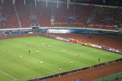 Guangzhou Evergrande contra el FC Seoul