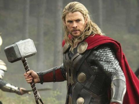 He also created a Marvel version of the Norse deity Thor.