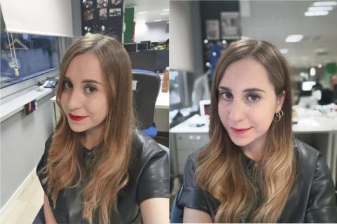 Huawei Mate 20 Pro Selfies