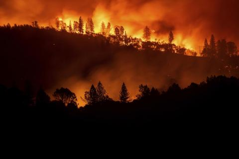 Climate change is also leading to more warm, dry days in regions with a risk of wildfires, like California. In November 2018, the most deadly and destructive wildfire in the state's history — the Camp Fire — started during what is