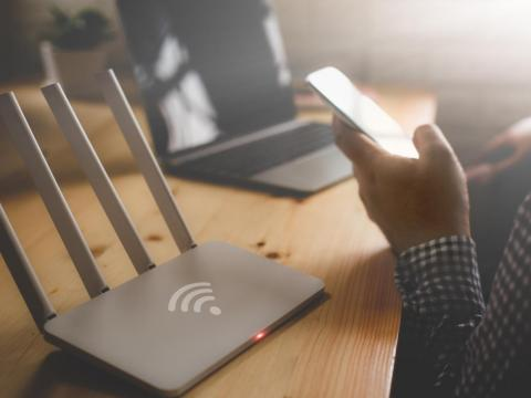 An MIT researcher suggests that WiFi signals could be combined with heartbeat detection and AI to remotely track people's emotions.
