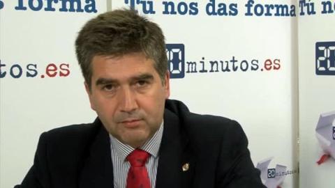 Ignacio Cosidó, portavoz del PP en el Senado
