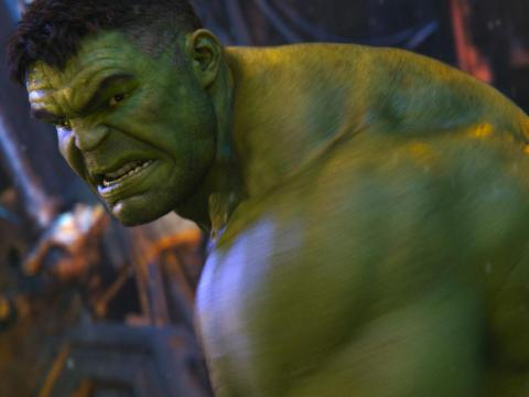The Incredible Hulk has appeared in multiple movies and shows.