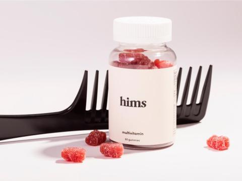 Hims, la plataforma online donde los hombres pueden pedir productos de cuidado personal discretamente, alcanzó el estatus de unicornio en enero de 2019 y actualmente está valorada en 1.100 millones de dólares.