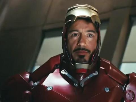 Iron Man is another famous Marvel character.
