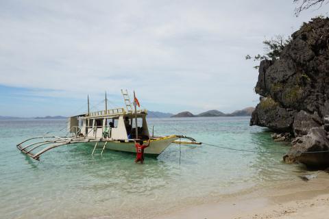 isla en Filipinas