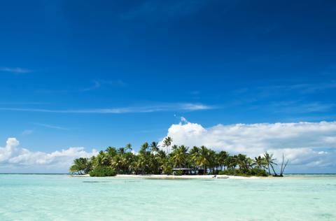 isla de la Polinesia Francesa