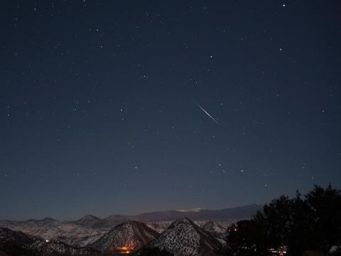 [RE] 3 y 4 enero Las Cuadrántidas tendrán su apogeo de lluvia de meteoritos