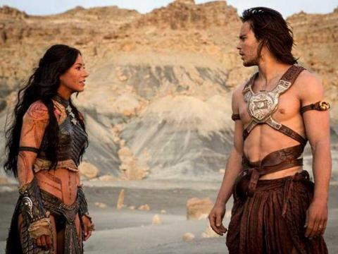 """John Carter"" could not justify its incredibly high budget."