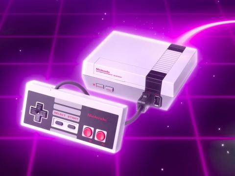 At just $60, the NES Classic Edition is in impulse-buy territory.