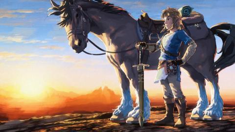 The Legend of Zelda Breath of the Wild