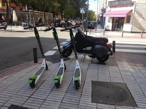 Lime en Madrid