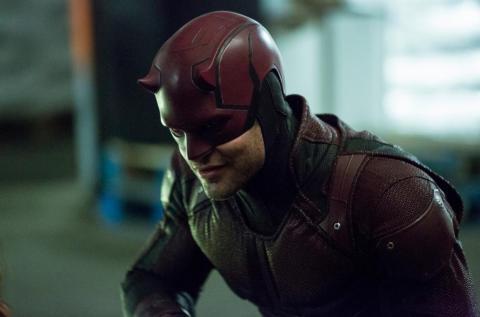 """4. """"Marvel's Daredevil"""" — canceled after 3 seasons"""