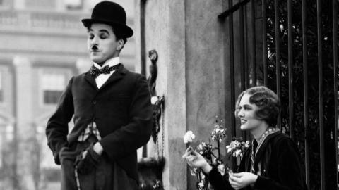 Luces de la ciudad Chaplin