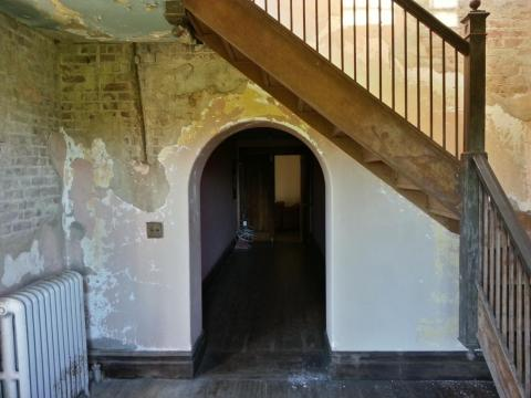 The mansion is occasionally still open to the public for weddings and other events, but local residents have complained that the estate has been mismanaged and that its condition is deteriorating.
