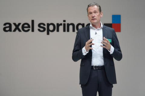 Mathias Döpfner, CEO de Axel Springer SE