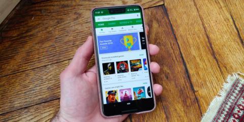 Play Store, la popular tienda de aplicaciones de Android