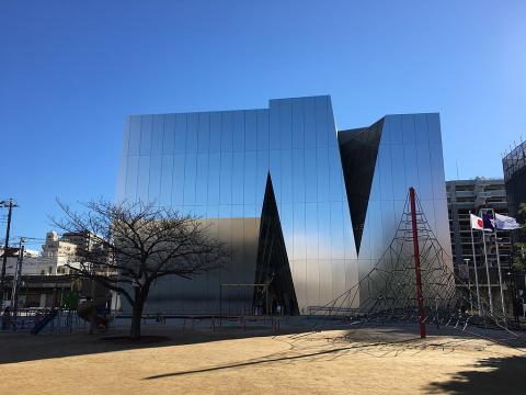 arquitectura vanguardista en Japón