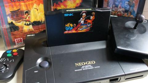 Así era la Neo-Geo