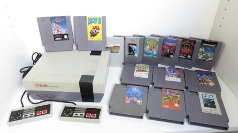 NES, una de las consolas más populares de la historia