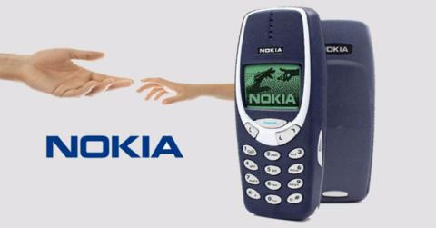 Nokia 3310, el primer móvil de muchos