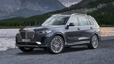 Nuevo BMW X7 2019