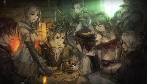 """Octopath Traveler"" (Nintendo Switch)"