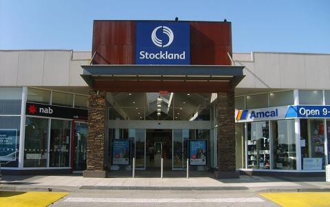 Oficina de Stockland en The Pines (Australia)