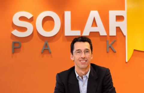 Pablo Burgos, CEO de Solarpack
