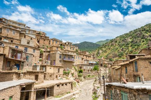 Palangan, Irán