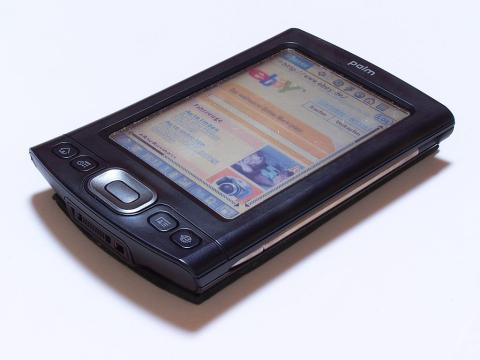 Palm TX, una de las PDAs más populares