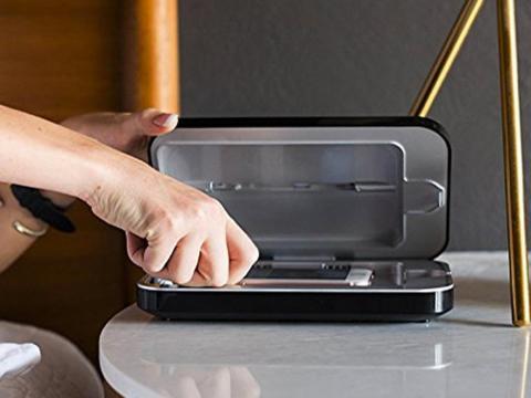 Un cargador de teléfono que también desinfectará su dispositivo más usado [RE]
