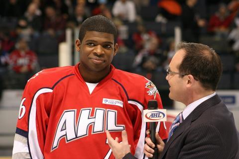 Subban es un famoso jugador de la liga de hockey sobre hielo NHL.