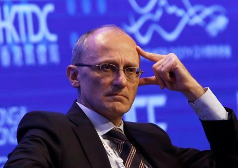 El presidente de la Autoridad Bancaria Europea (EBA), Andrea Enria.