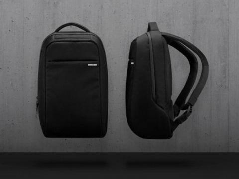 A professional, compact backpack that can go from school to internship