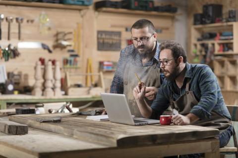 Las pymes podrían aportarán al mercado laboral más de 600.000 empleos en 2018 y 2019